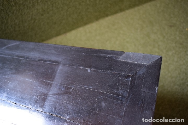 Antigüedades: MUEBLE BARGUEÑO ARQUILLA ESTILO FRANCES SIGLO XIX - Foto 29 - 111378023
