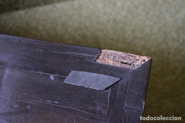 Antigüedades: MUEBLE BARGUEÑO ARQUILLA ESTILO FRANCES SIGLO XIX - Foto 39 - 111378023