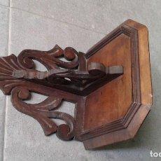 Antigüedades: PEANA MADERA. Lote 120888307