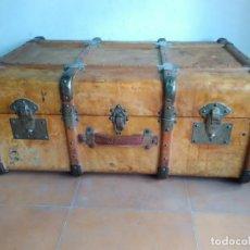 Antigüedades: BAUL DE LUJO. Lote 120889671