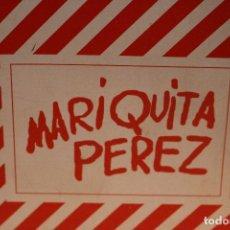 Reproducciones Muñecas Españolas: CAJA MARIQUITA PEREZ DE METAL .. Lote 120898511