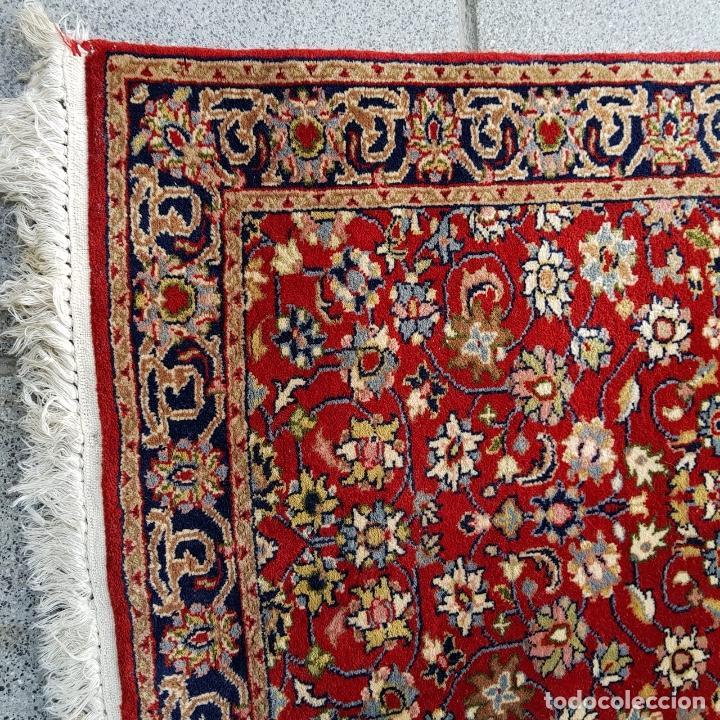 Antigüedades: Alfombra Persa Sarough (Arak) - Foto 3 - 120912375