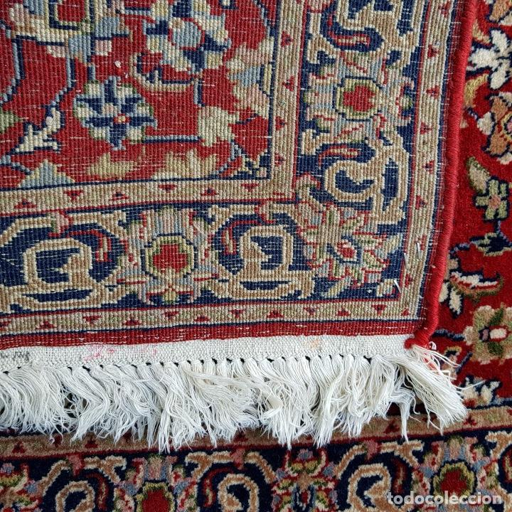 Antigüedades: Alfombra Persa Sarough (Arak) - Foto 4 - 120912375
