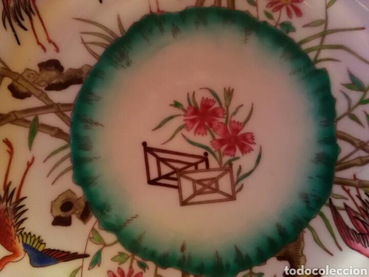 Antigüedades: MINTON CHRISTOPHER DRESSER - Foto 4 - 206427948