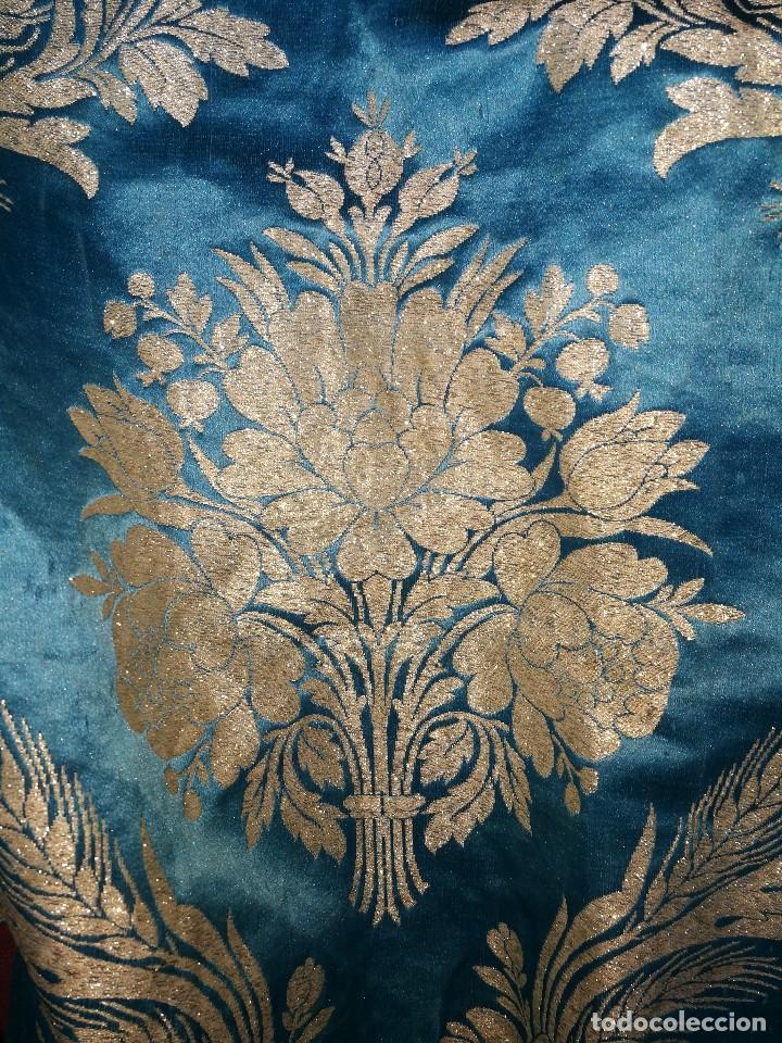 Antigüedades: , dalmática,estola pañuelo cubrecaliz de la Inmaculada - Foto 11 - 130405670