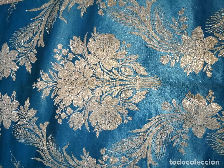 Antigüedades: , dalmática,estola pañuelo cubrecaliz de la Inmaculada - Foto 16 - 130405670