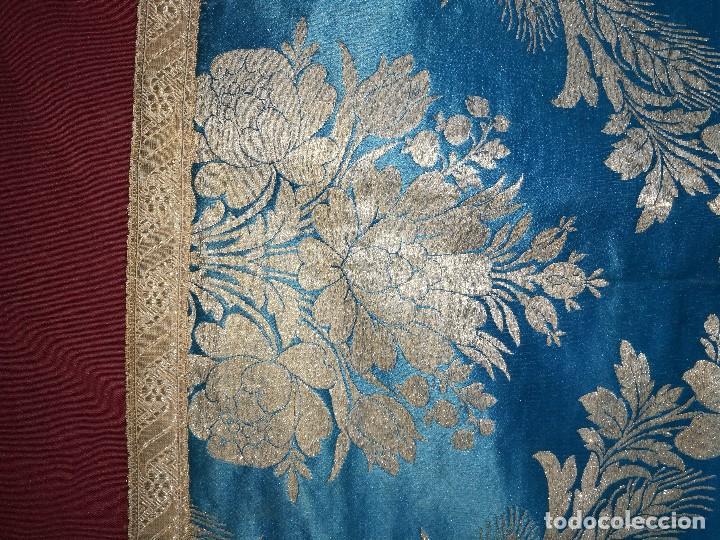 Antigüedades: , dalmática,estola pañuelo cubrecaliz de la Inmaculada - Foto 19 - 130405670