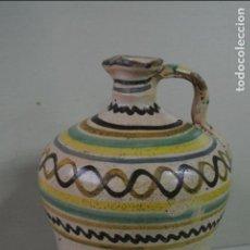 Antigüedades: ANTIGUA ACEITERA, JARRA DE CERÁMICA. PUENTE DEL ARZOBISPO. Lote 120996711