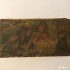 Antigüedades: ANTIGUA MANGA PASTELERA CON CAJA ORIGINAL. Lote 121087299