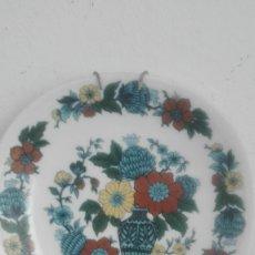 Antigüedades: ANTIGUO PLATO DECORATIVO FRANCÉS PILLIVUYT. Lote 121107855