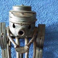 Antigüedades - antigua figura de coche - 121110983