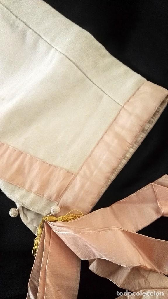 Antigüedades: Pantalon goyesco como los que llevaban los majos de Goya, pieza creada circa 1850 - Foto 3 - 121134099