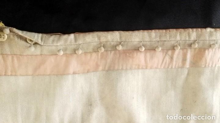 Antigüedades: Pantalon goyesco como los que llevaban los majos de Goya, pieza creada circa 1850 - Foto 8 - 121134099