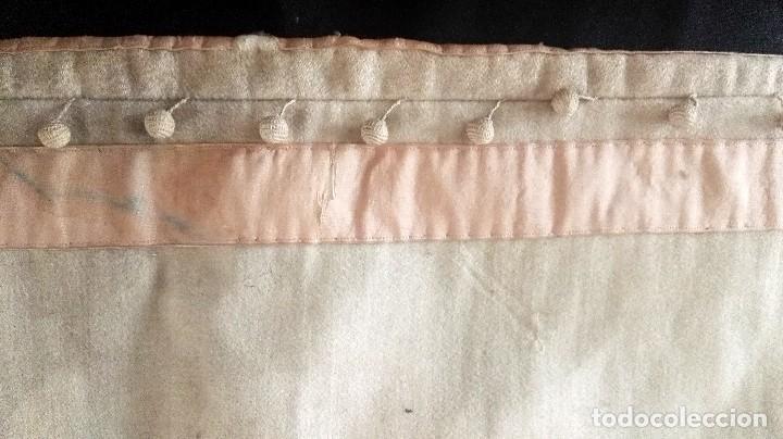 Antigüedades: Pantalon goyesco como los que llevaban los majos de Goya, pieza creada circa 1850 - Foto 9 - 121134099