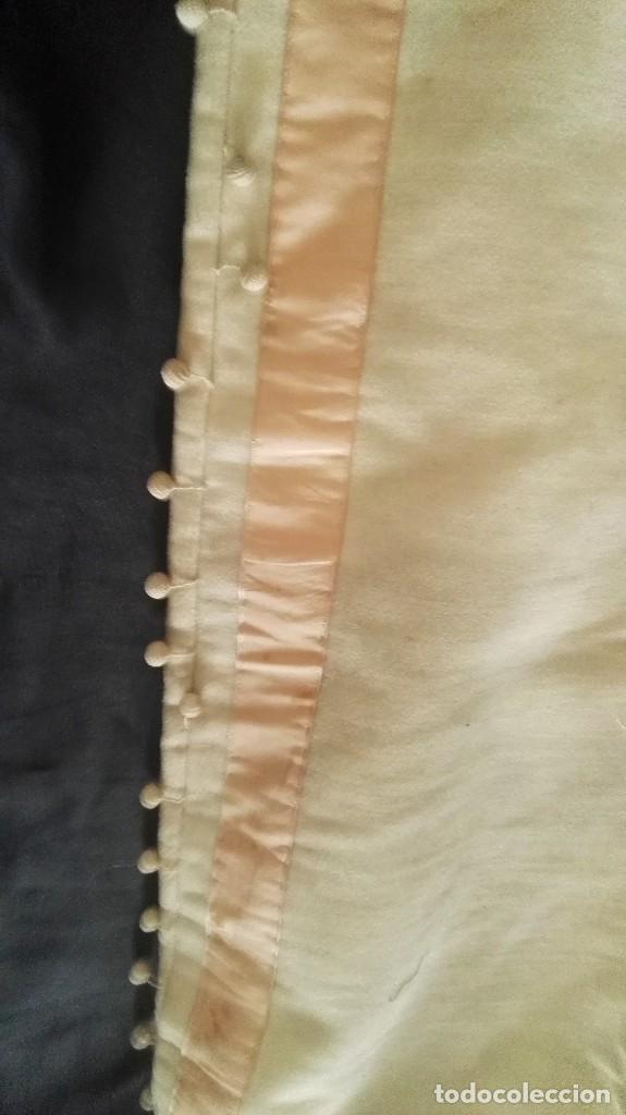 Antigüedades: Pantalon goyesco como los que llevaban los majos de Goya, pieza creada circa 1850 - Foto 15 - 121134099
