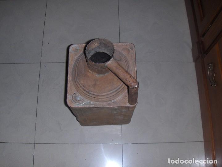 Antigüedades: ANTIGUA CANTARA DE ACEITE. - Foto 2 - 121141711