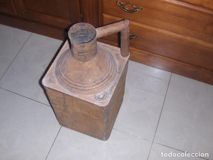 Antigüedades: ANTIGUA CANTARA DE ACEITE. - Foto 3 - 121141711