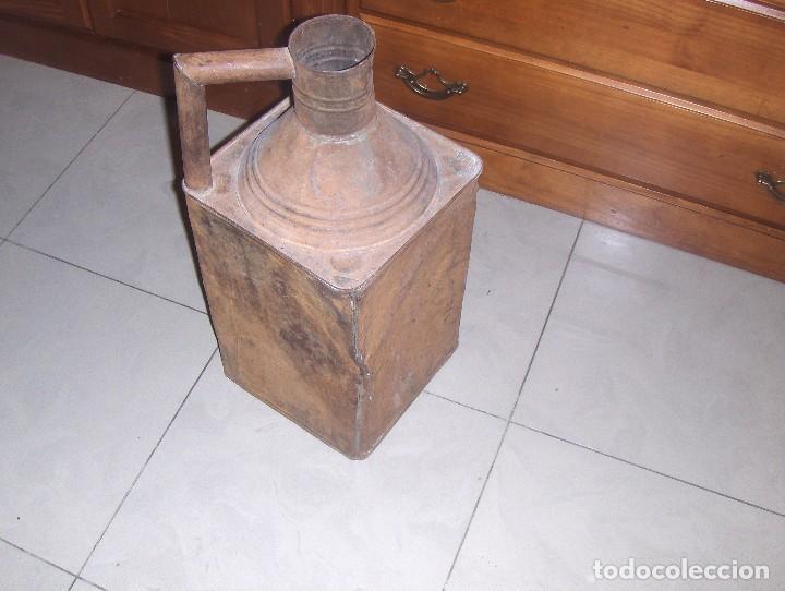 Antigüedades: ANTIGUA CANTARA DE ACEITE. - Foto 4 - 121141711