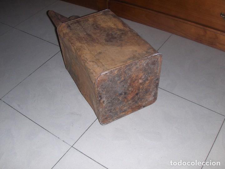 Antigüedades: ANTIGUA CANTARA DE ACEITE. - Foto 6 - 121141711