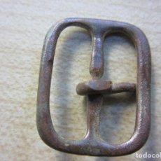 Antigüedades: PEQUEÑA HEBILLA PROBABLEMENTE S XIX. Lote 121144687