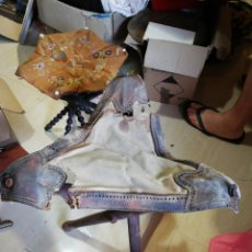 Antigüedades: SILLA PLEGABLE CAZADOR PESCADOR. Lote 121174011