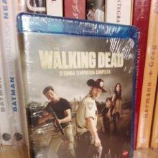 Series de TV: THE WALKING DEAD SEGUNDA TEMPORADA BLURAY PRECINTADA. Lote 121217839