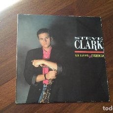 Discos de vinilo: STEVE CLARK- YOU CAN SAY TO EVERYBODY.MAXI ESPAÑA. Lote 121226847