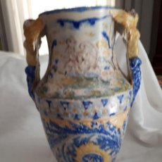 Antigüedades: JARRA ANTIGUA DE TALAVERA. Lote 121231519