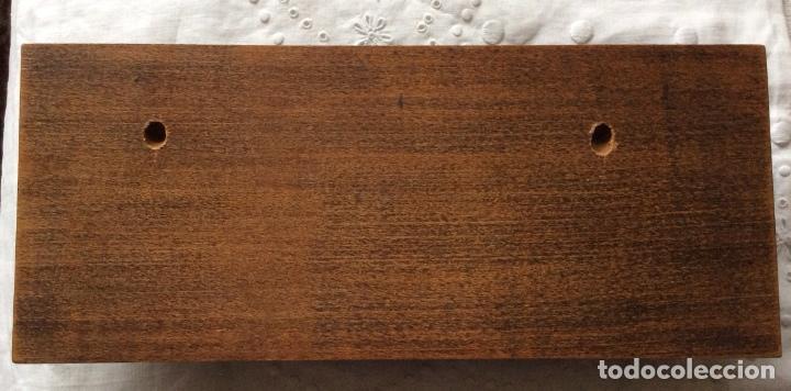 Antigüedades: SAGRADA CENA AÑOS 60 para colgar -de pequeño tamaño - Foto 5 - 121241107