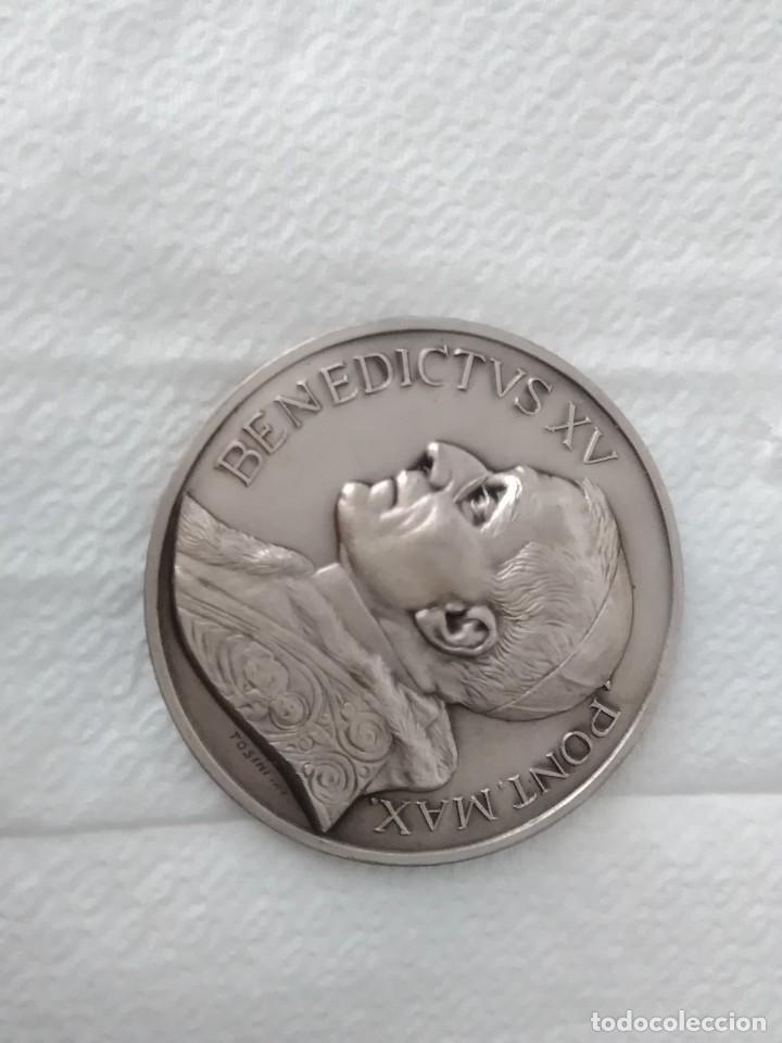 Antigüedades: Colección de monedas de papas - Foto 3 - 121402039