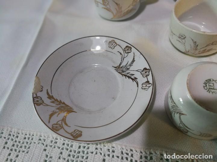Antigüedades: TAZAS DE CAFE SAN CLAUDIO - Foto 3 - 121555211