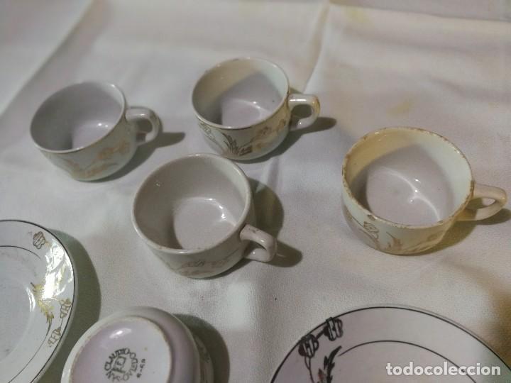 Antigüedades: TAZAS DE CAFE SAN CLAUDIO - Foto 5 - 121555211