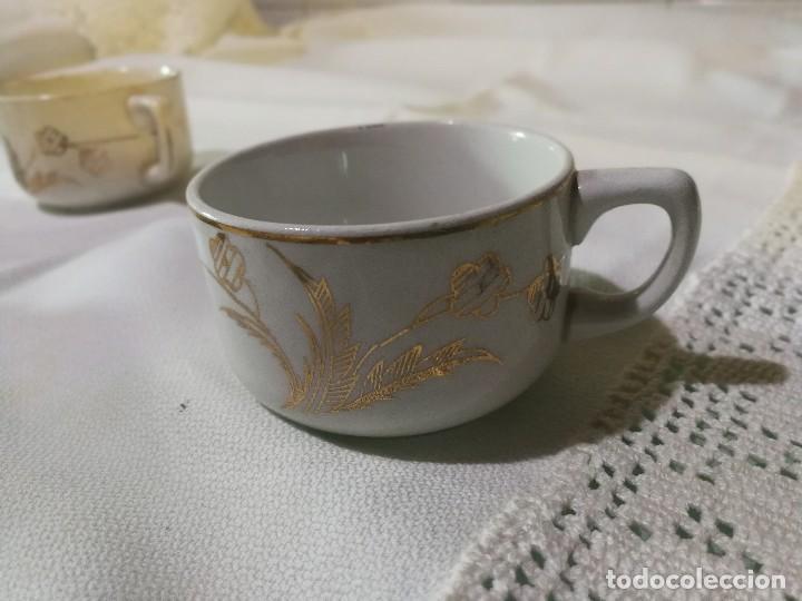Antigüedades: TAZAS DE CAFE SAN CLAUDIO - Foto 6 - 121555211