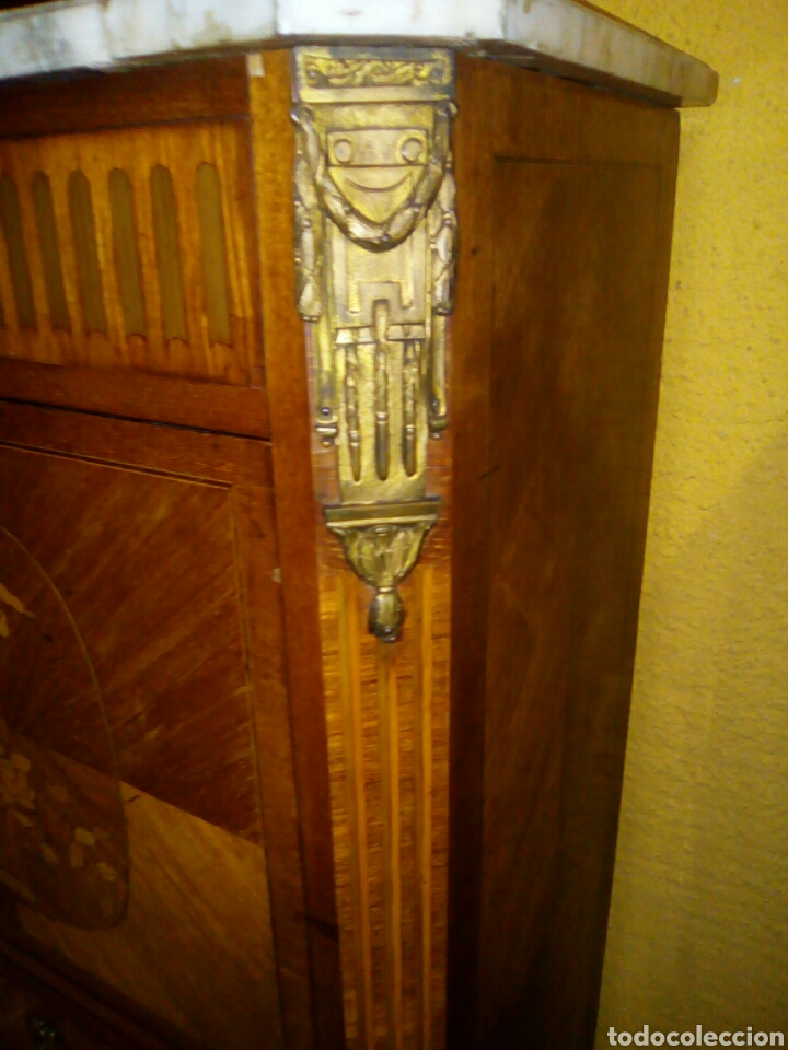 Antigüedades: SECRETER TARACEA ,LUIS XV REF.4384 - Foto 15 - 27255400