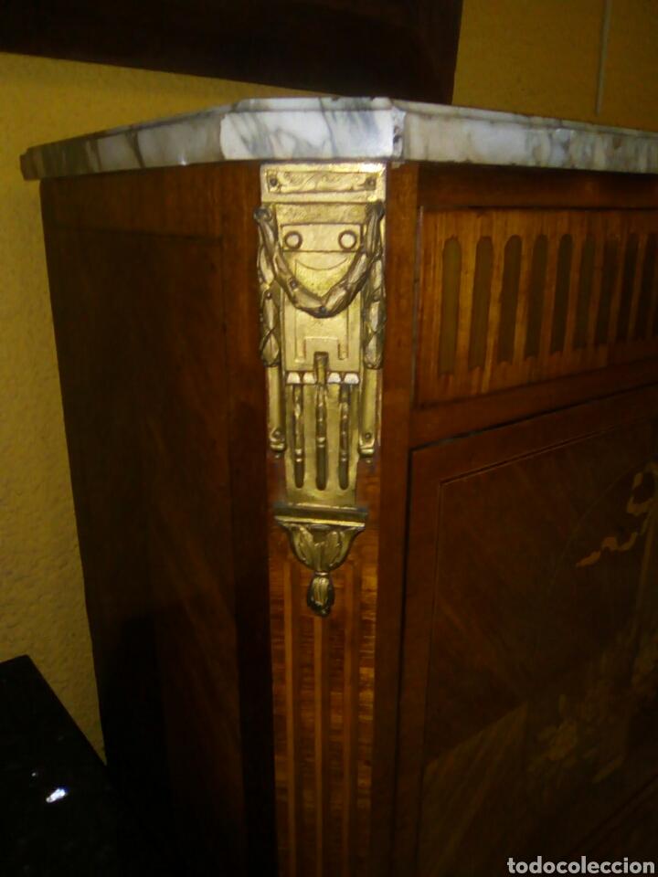 Antigüedades: SECRETER TARACEA ,LUIS XV REF.4384 - Foto 16 - 27255400