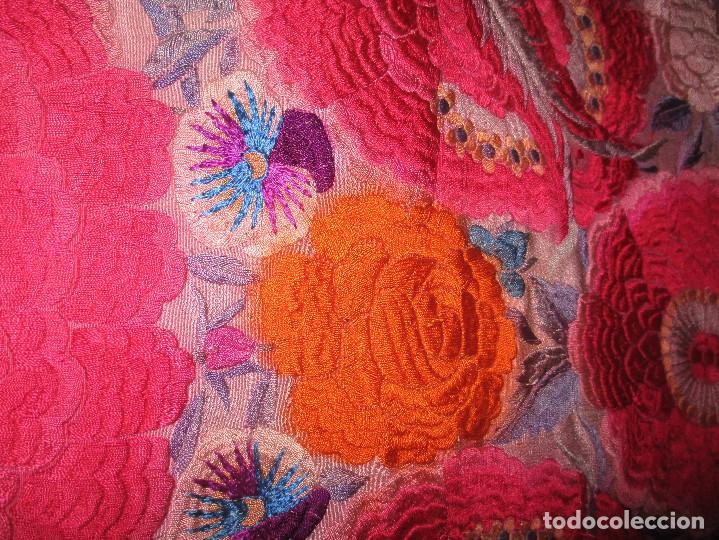 Antigüedades: Manton de manila - Foto 5 - 121561963