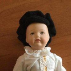 Muñecas Porcelana: MUÑECO DE PORCELANA BISCUIT. CARA MUY BONITA. Lote 121623139