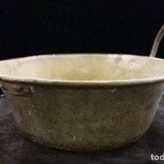 Antigüedades: CAZO DE COBRE.. Lote 121629599