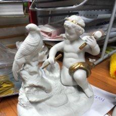 Antigüedades: ANGEL ESCULTOR POR SALVADOR MALLART. Lote 121744055