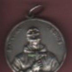 Antigüedades: BONITA MEDALLA SAN JUAN DE DIOS IV CEENTENARIO DE SU MUERTE 1550 - 1950. Lote 121598959