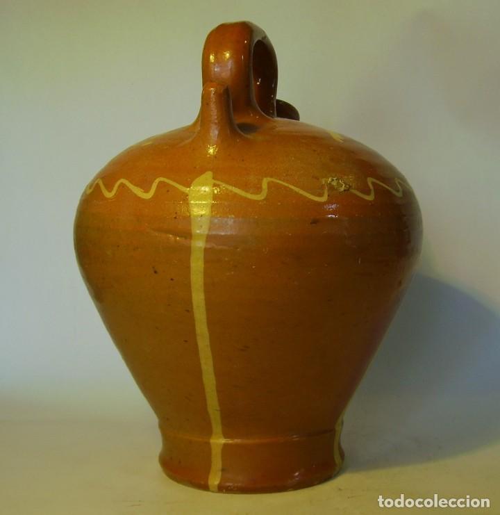 Antigüedades: GRAN BOTIJO DE TERRISSA CATALANA - Foto 3 - 121847335