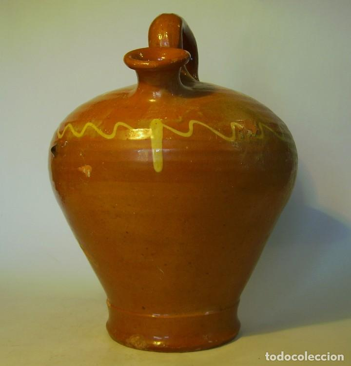 Antigüedades: GRAN BOTIJO DE TERRISSA CATALANA - Foto 4 - 121847335