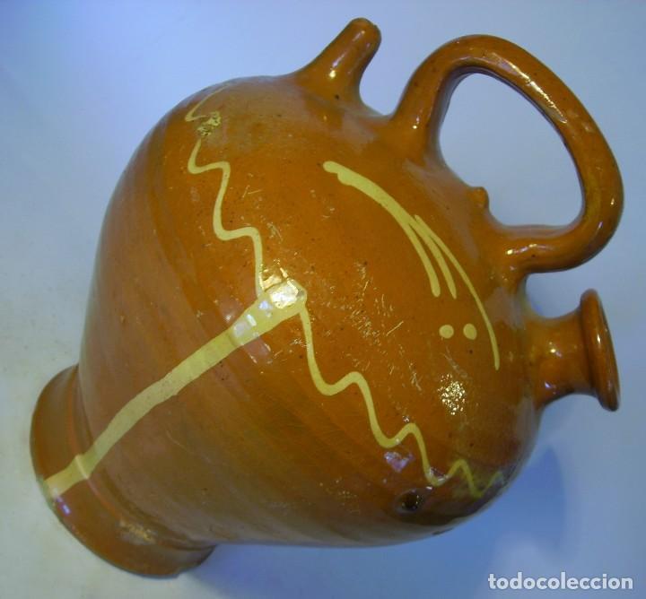 Antigüedades: GRAN BOTIJO DE TERRISSA CATALANA - Foto 7 - 121847335