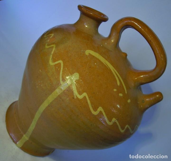 Antigüedades: GRAN BOTIJO DE TERRISSA CATALANA - Foto 8 - 121847335