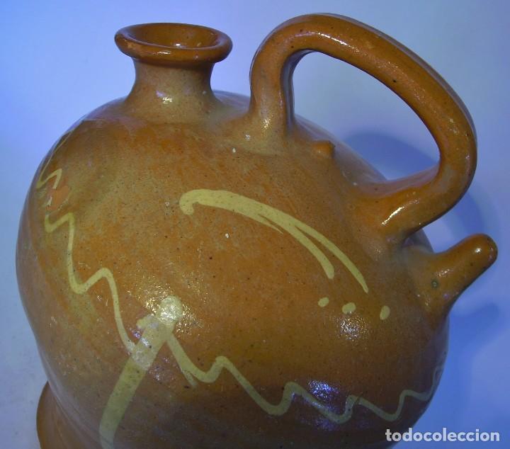 Antigüedades: GRAN BOTIJO DE TERRISSA CATALANA - Foto 9 - 121847335