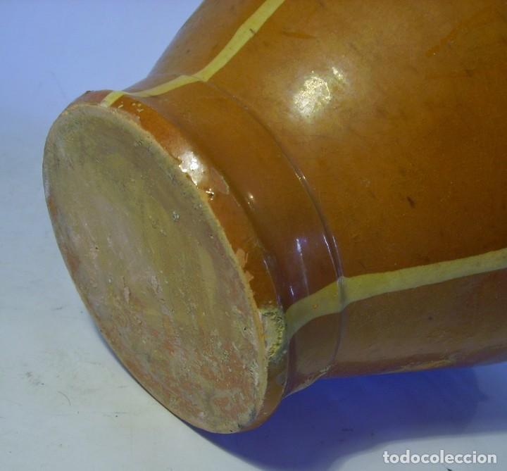 Antigüedades: GRAN BOTIJO DE TERRISSA CATALANA - Foto 12 - 121847335