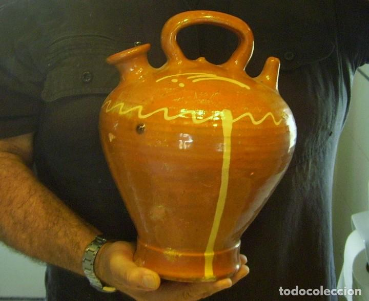 Antigüedades: GRAN BOTIJO DE TERRISSA CATALANA - Foto 14 - 121847335