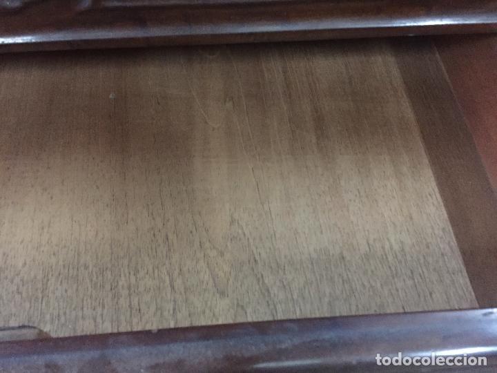 Antigüedades: Sifonier Isabelino de caoba i palma de caoba - Foto 6 - 121942103