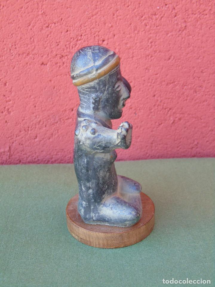 Antigüedades: FIGURA DE CERÁMICA. MUJER CON BRAZO CORTO - Foto 4 - 121979159