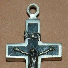 Antigüedades: CRUZ PECTORAL RELICARIO MARIA RAFOLS HERMANAS DE LA CARIDAD-004. Lote 122042139